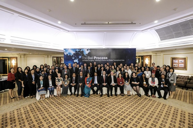 Bali Process Government and Civil Society Roundtable in Bangkok, Thailand – 14-15 May 2018