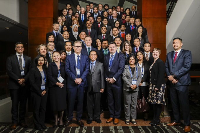 Steering Group Meeting and Ad Hoc Group Senior Officials' Meeting in Sydney, Australia – 26-27 June 2018