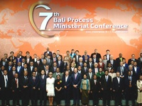 Seventh Ministerial Conference & Second Government and Business Forum in Bali, Indonesia on 7 August 2018 -Credit: Caitlin Di Stefano, Minderoo Foundation