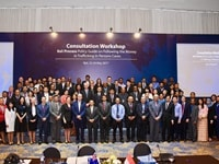 Consultation Workshop- New Policy Guide on 'Following the Money in Trafficking in Persons Cases' in Bali, Indonesia 2017