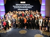 Group Photo - 2016 Pathways to Employment: Expanding legal and legitimate labour market opportunities for refugees - Bangkok, Thailand, 1-2 September 2016