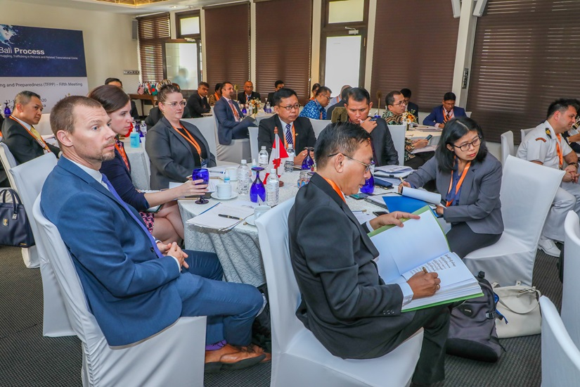 Task Force on Planning and Preparedness Fifth Meeting (TFPP) on 11-12 February 2020 in Colombo, Sri Lanka